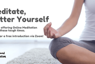 Meditate, Better Yourself