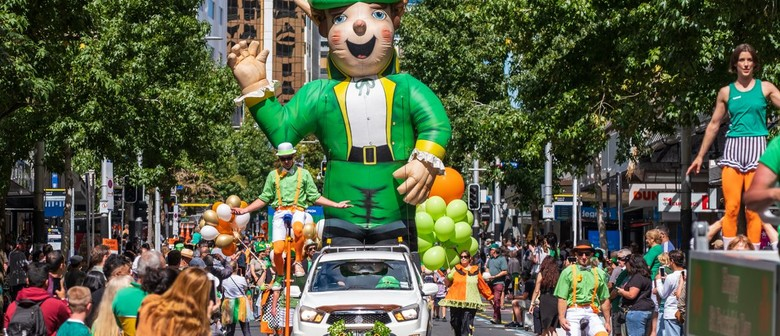 St Patrick's Parade and Music & Dance Festival 2022