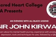 An evening with All Black legend, Sir John Kirwan