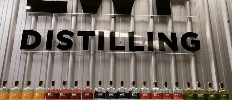 LWF Distilling - Tour and Tasting