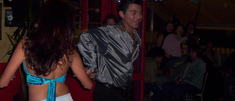 Friday Night Salsa Party with DJ King Salsa
