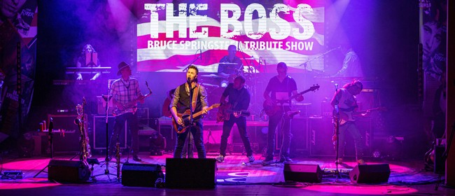 The Boss - Bruce Springsteen Tribute Show
