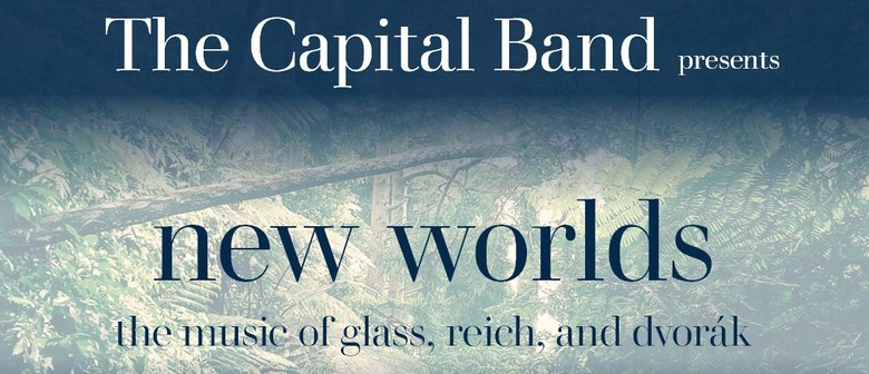The Capital Band presents New Worlds