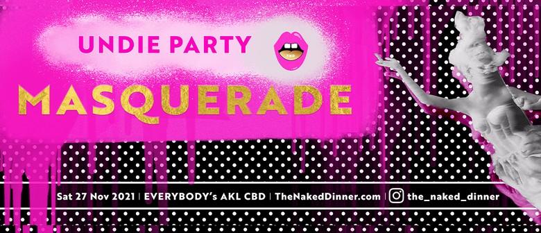 Undie Party 4 — Masquerade