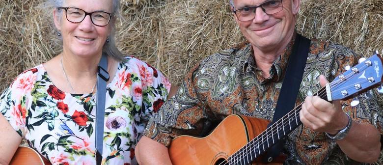 Janet Muggeridge and Dave Murphy