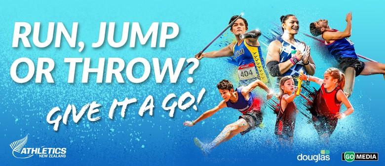 Olympic Junior Athletics Give it a Go Club Night
