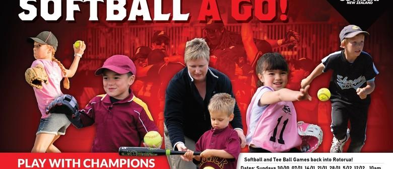 Tee Ball and Softball T4 2021