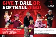 Image for event: Tee Ball and Softball T4 2021