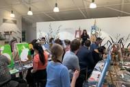 Paint 'n' Sip Studio - Social Painting