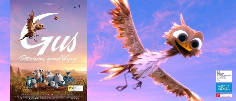 Gus  / Yellowbird  -  Festival Du Film D'animation