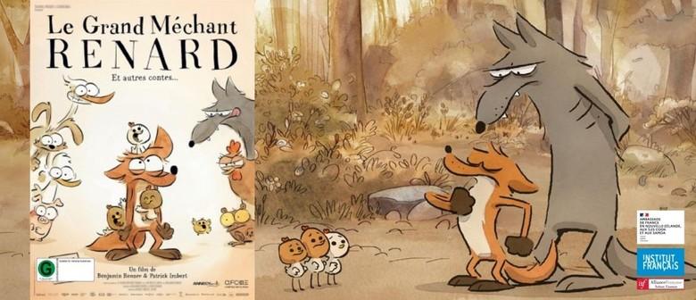 Le Grand Méchant Renard  -  Festival Du Film D'animation