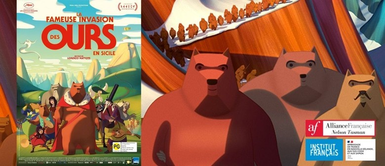 La Fameuse Invasion Des Ours ... Fest. Du Film D'animation