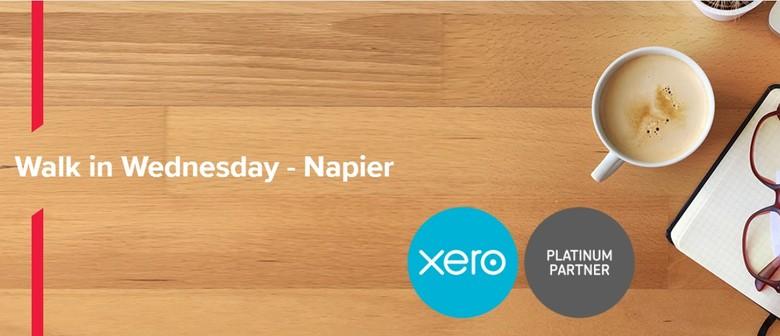 Walk In Wednesday - Complimentary XERO Advice