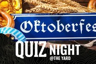 Image for event: Quiz Night in Town