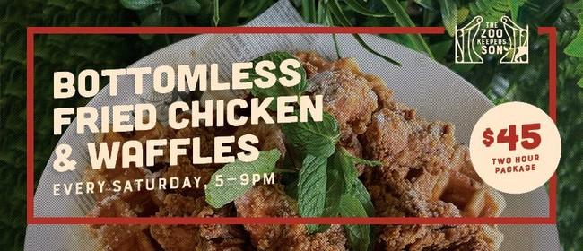 Bottomless Chicken & Waffles