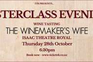 ITR Masterclass Evenings - Wine Tasting: The Winemakers Wife