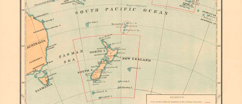 NZ Cartographic Heritage: the land, the people, the stories
