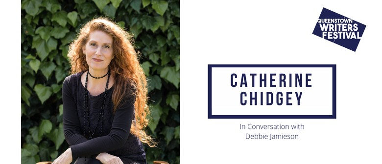 Catherine Chidgey In Conversation with Debbie Jamieson