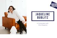 Jacqueline Bublitz In Conversation with Chris Fitzpatrick
