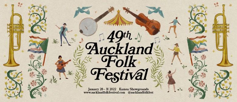 Auckland Folk Festival 2022