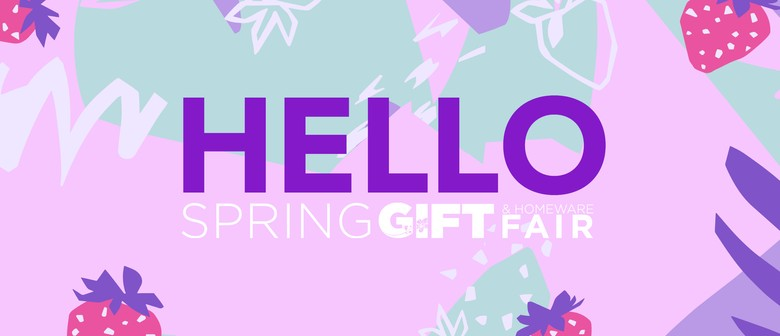 Spring Gift Fair 2021: CANCELLED