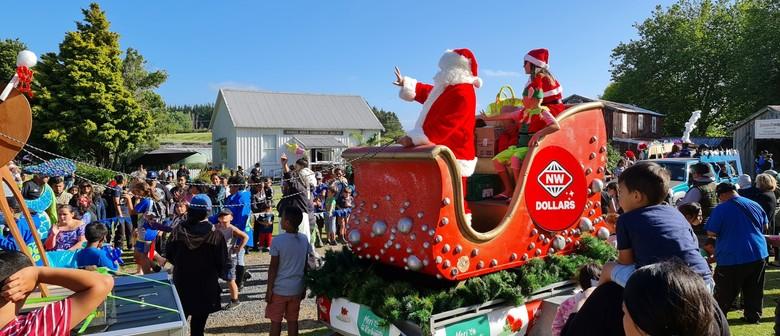 Kaikohe Christmas in the Village