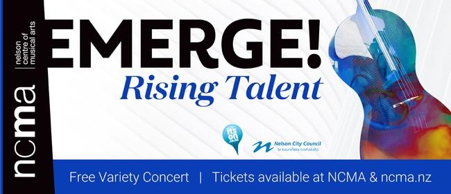 EMERGE! Rising Talent