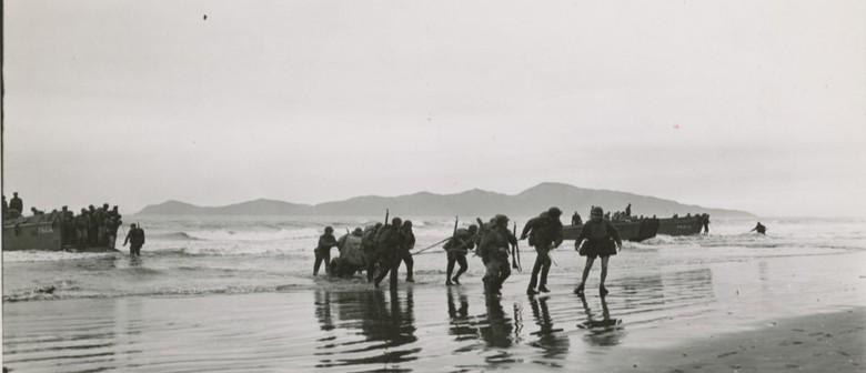 Paekākāriki Remembers the Marines