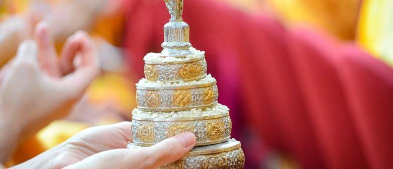 Guru Yoga and Mandala offering Retreat