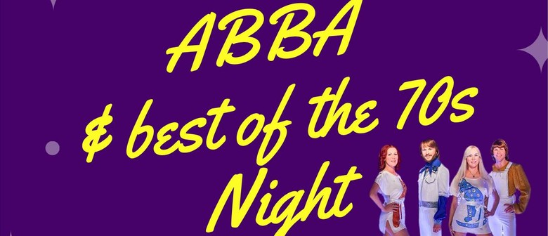 ABBA & Best of the 70s Night