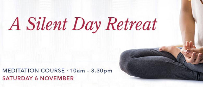 A Silent Day Retreat