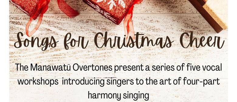 Songs For Christmas Cheer