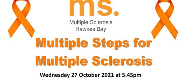 Multiple Steps for Multiple Sclerosis 2021: CANCELLED