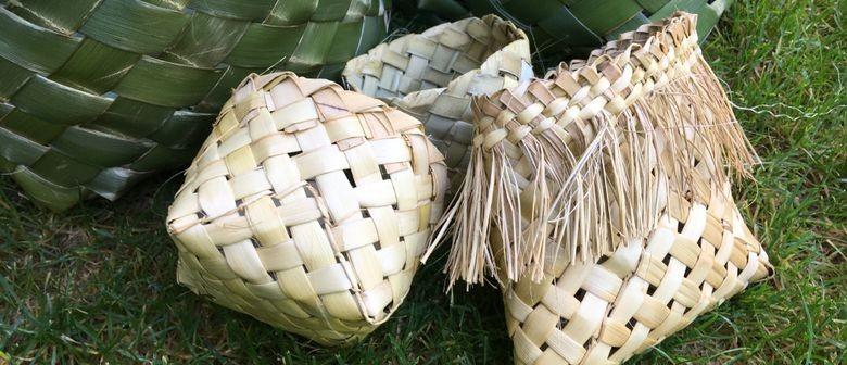 Ōtari Raranga Akomanga - Beginners Weaving Classes