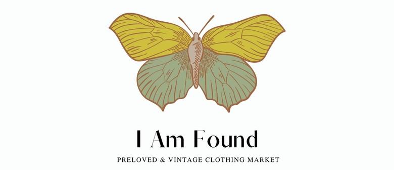 I Am Found Preloved & Vintage Clothing Market