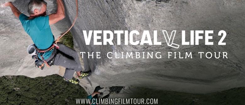 Vertical Life Film Tour 2 - NZAC Auckland / AURAC