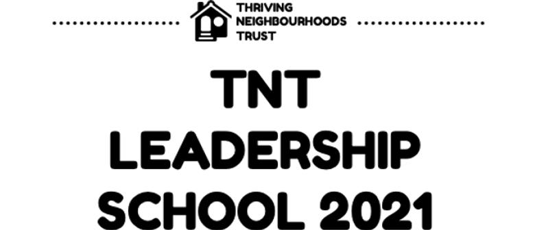 TNT Leadership School 2021: CANCELLED