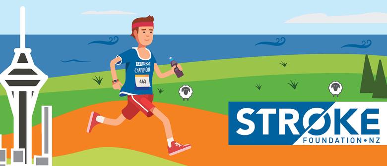 Stroke Foundation at Auckland Marathon