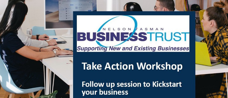 Kick Start Your Business - Take Action