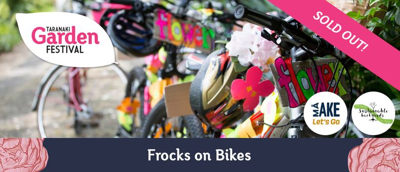 Frocks on Bikes : SOLD OUT