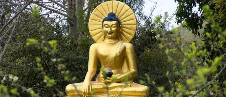 """Four Noble Truth"" Retreat at Chandrakirti"