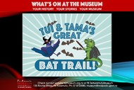 Image for event: Tui & Tama's Great Bat Trail