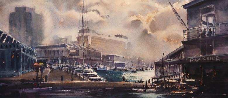 Jacky Pearson Watercolours