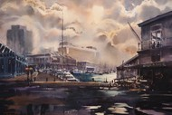 Image for event: Jacky Pearson Watercolours