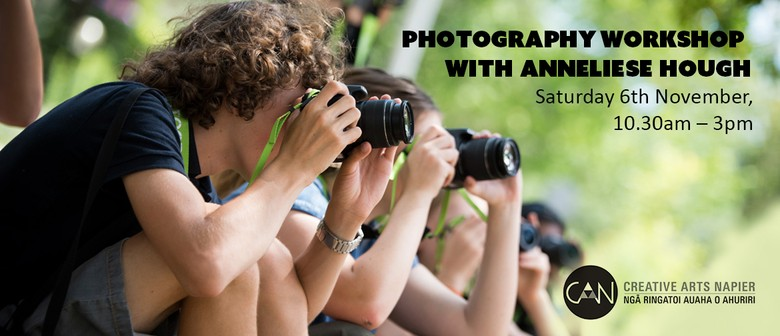 Photography Workshop with Anneliese Hough