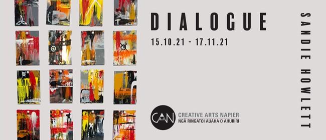 Dialogue - An exhibition by Sandra Howlett