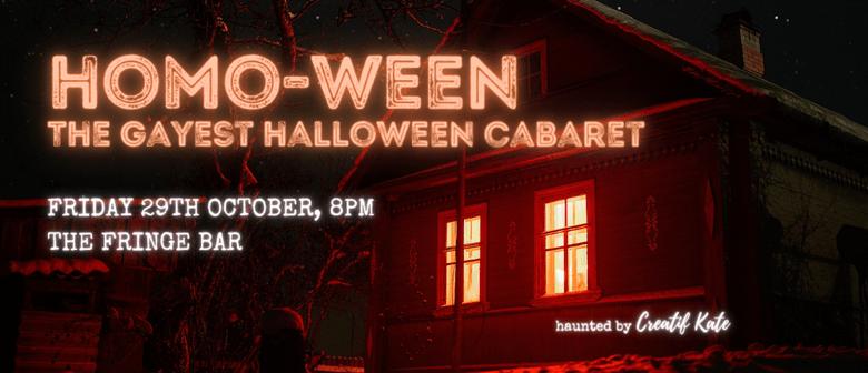 Homo-ween: The Gayest Halloween Cabaret