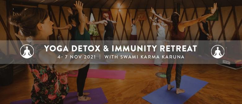Yoga Detox and Immunity Retreat