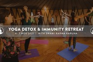 Image for event: Yoga Detox and Immunity Retreat