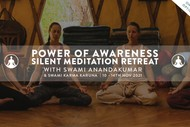 Image for event: Power of Awareness Silent Meditation Retreat